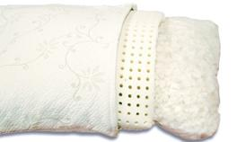 Suite Sleep Shredded and Molded Latex Pillow